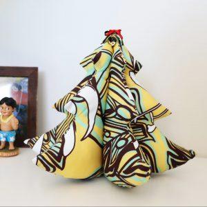 ハワイアン クリスマスツリー ハンドメイド