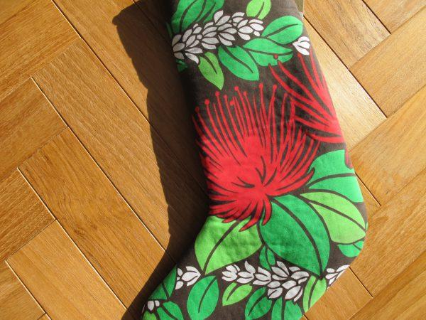 ハワイアン クリスマス 靴下